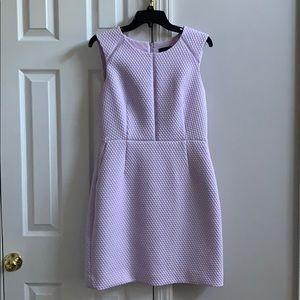 Jcrew portfolio dress in lilac